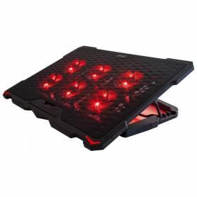 Base para Notebook 6 coolers con Led NG-Z035 Noga