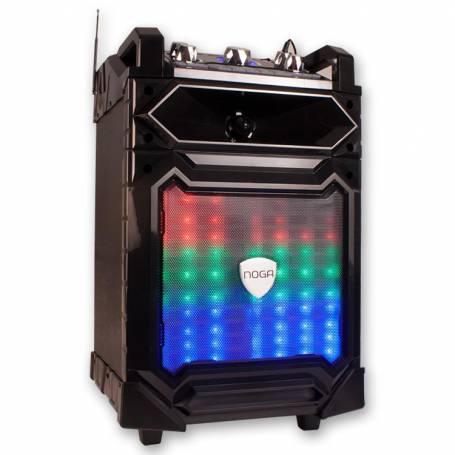 Parlante BLUETOOTH Karaoke  Noga HPW-K18 50W (N4C)