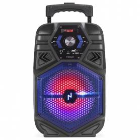 Noga BLUETOOTH ONE PARTY Karaoke  Noga NG-BT850  1000W pmpo (N3C)