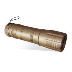 Linterna LED 3 Watts incluye PILAS - PROLIGHT Color DORADO