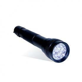Linterna 8 LEDS incluye PILAS - PROLIGHT Color NEGRO