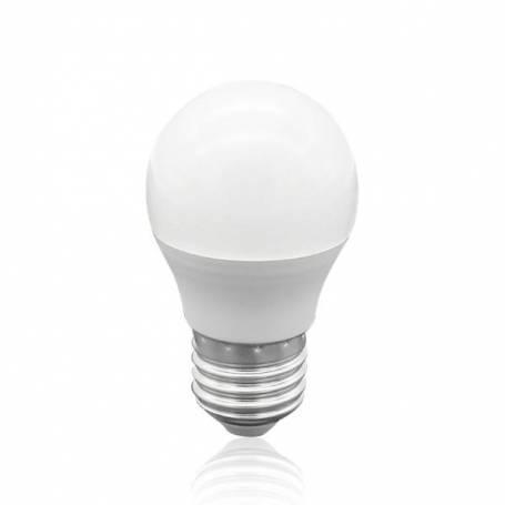 Lámpara LED Pc Box Dp E27 45 7wbf Gota 7w Blanco Frio 520lm (atrll)