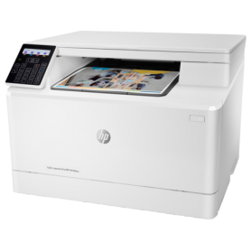 Multifuncion Laser Color Hp Pro M180NW