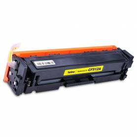 Toner para HP 204A amarillo CF512A alternativo