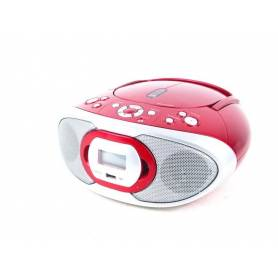 Reproductor de CD, MP3, Radio MOD: CBX801