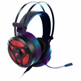 Auricular Gamer Noga ONIX - Led, Vibration, adap. p/ consolas