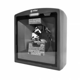 Lector SC250 Códigos De Barras Láser USB Omnidireccional -3nStars