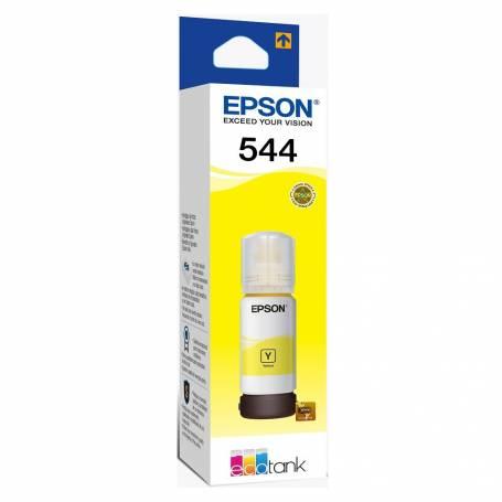 Tinta Epson T544420 Original Yelow L1110/L3110/L3150/L5190