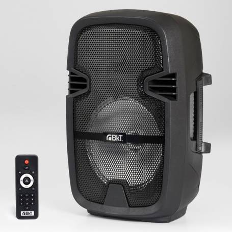 Parlante Bluetooth BkT Pk2008  con control remoto