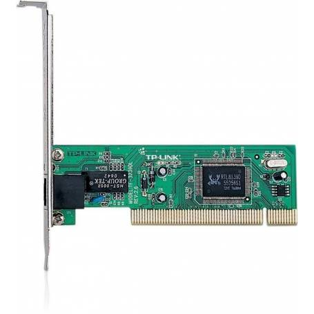 Adaptador de Red  TF-3239DL PCI 10/100 Mbps