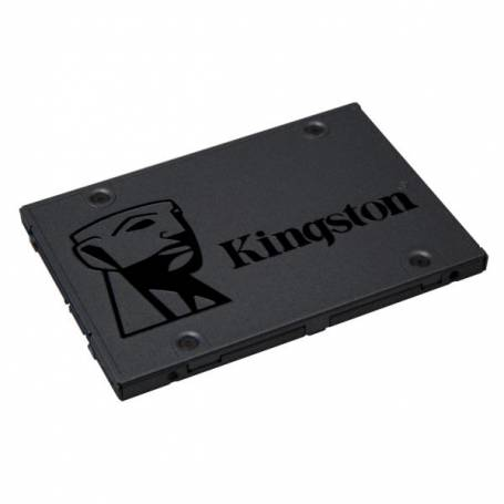 KINGSTON SSD 480GB SATA 3, A400, 10X Faster