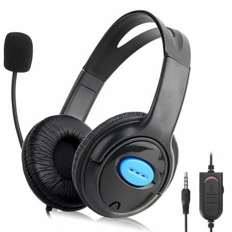 Auricular Gamer Play 4 Con micrófono