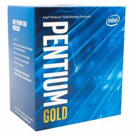 Intel® Pentium® Gold Processor G5400 LGA 1151, 8th, (3M Cache, 3.7 GHz)