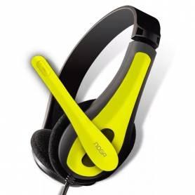 Auricular Noga Voice NGV-400 Amarillo