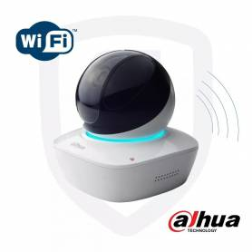 Camara IP Domo 360, HD WIFI / RED 1.3MPX DAHUA A15