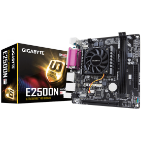 Motherboard Gigabyte GA-E2500N Built-in AMD E2-2500 Dual-Core APU