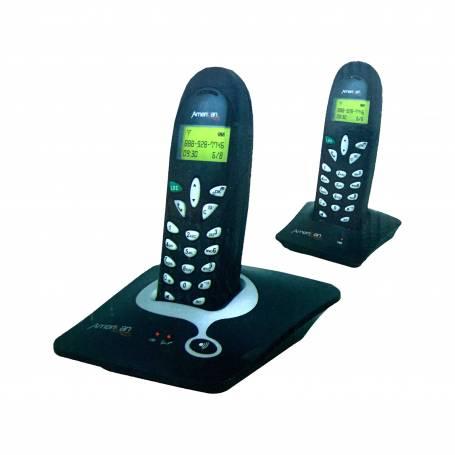 Telefono inalambrico DUO Base + Terminal, Caller ID