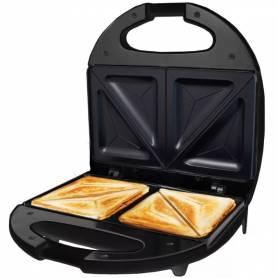 Sandwichera Tostadora Carlitera Antiadherente Kanji 800w  (PPP)