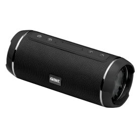 Parlante Bluetooth BkT PBB401 10W Resistente al Agua, Negro