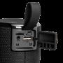 Parlante Bluetooth BkT PBB501 12W Resistente al Agua, Negro