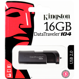 Pendrive  Kingston 16GB DataTraveler 104