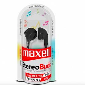 Auriculares In Ear MAXELL EB-95 Negros