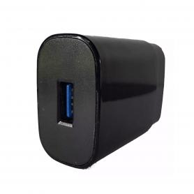 Fuente de 220V a USB de 3A Carga Extra Rapida (USBQ3)