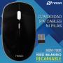 Mouse Noganet Inalámbrico *RECARGABLE* NGM-700R