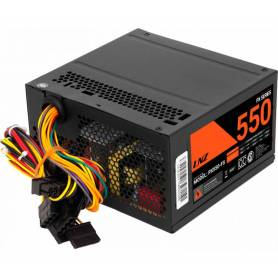 Fuente LNZ 550W Black Mod PX550-FS OEM