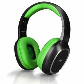 Auriculares Bluetooth Noganet  Aris NG-BT469 Verdes