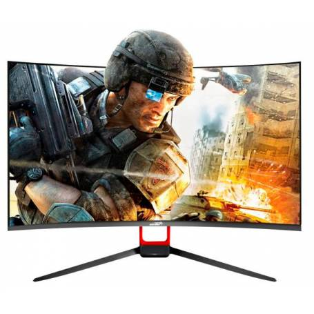 "Monitor Gamer LED 27"" Curvo 165hz Sentey  MS-2711 HDMI / DIPLAY PORT / AUDIO"