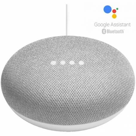 Google Home Mini, Parlante y Asistente Virtual Spotify Netflix Youtube