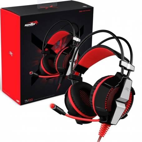 Auricular Gamer Sentey TRUDiGi, GS-4595, USB 7,1 Vibración