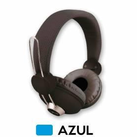 Auricular X-2670 Noganet con Micrófono incorporado AZUL