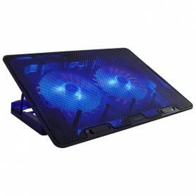 Base para Notebook 2 coolers con Led NG-Z033 Noga