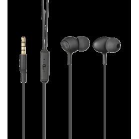 Auriculares In Ear TRUST Ziva Negros