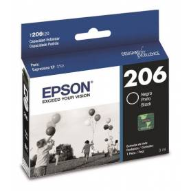 Cartucho Negro Epson T206120 original (XP2101)