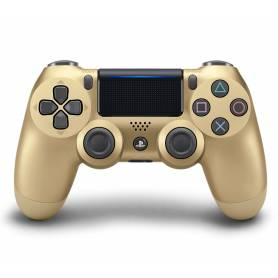 Joystick  PS4 DualShock 4 Wireless Dorado
