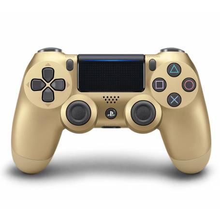 Joystick  PS4 DualShock 4 Wireless Dorado