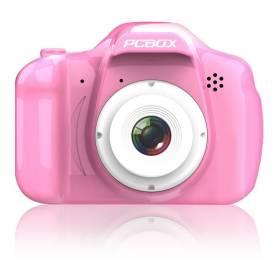 Cámara Fotográfica PCBOX CLICK - Rosa