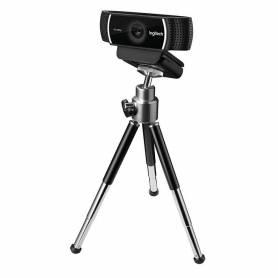 Webcam Logitech C922 PRO FULL HD 1080P CON TRIPODE