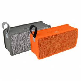 Parlante portatil Bluetooth GTC SPG-110 Naranja