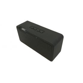 Parlante portatil Bluetooth GTC SPG-106 Negro