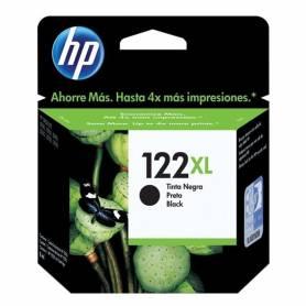 Cartucho  HP 122 xl original de tinta negra