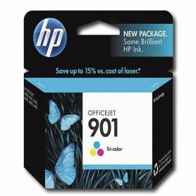 Cartucho  HP 901 original de tinta tricolor