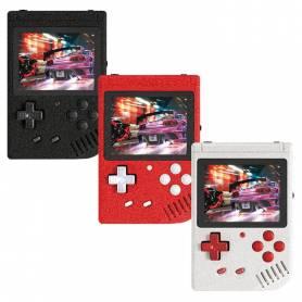 "Consola Portatil ""Retro"" 8-bit, 400 Juegos en memoria LCD 3"" Noga POCKY RETRO"