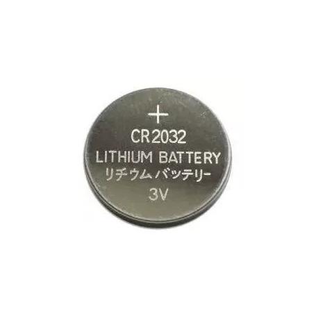 Bateria litio NETMAK CR2032 / 3V por unidad