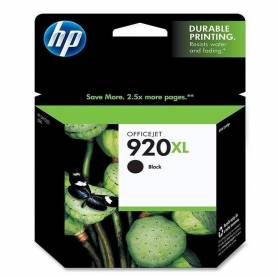 Cartucho  HP 920 XL original de tinta negra
