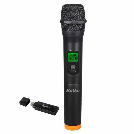 Micrófono KOLKE inalámbrico VHF - KPI267