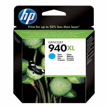 Cartucho  HP 940 XL original de tinta cian